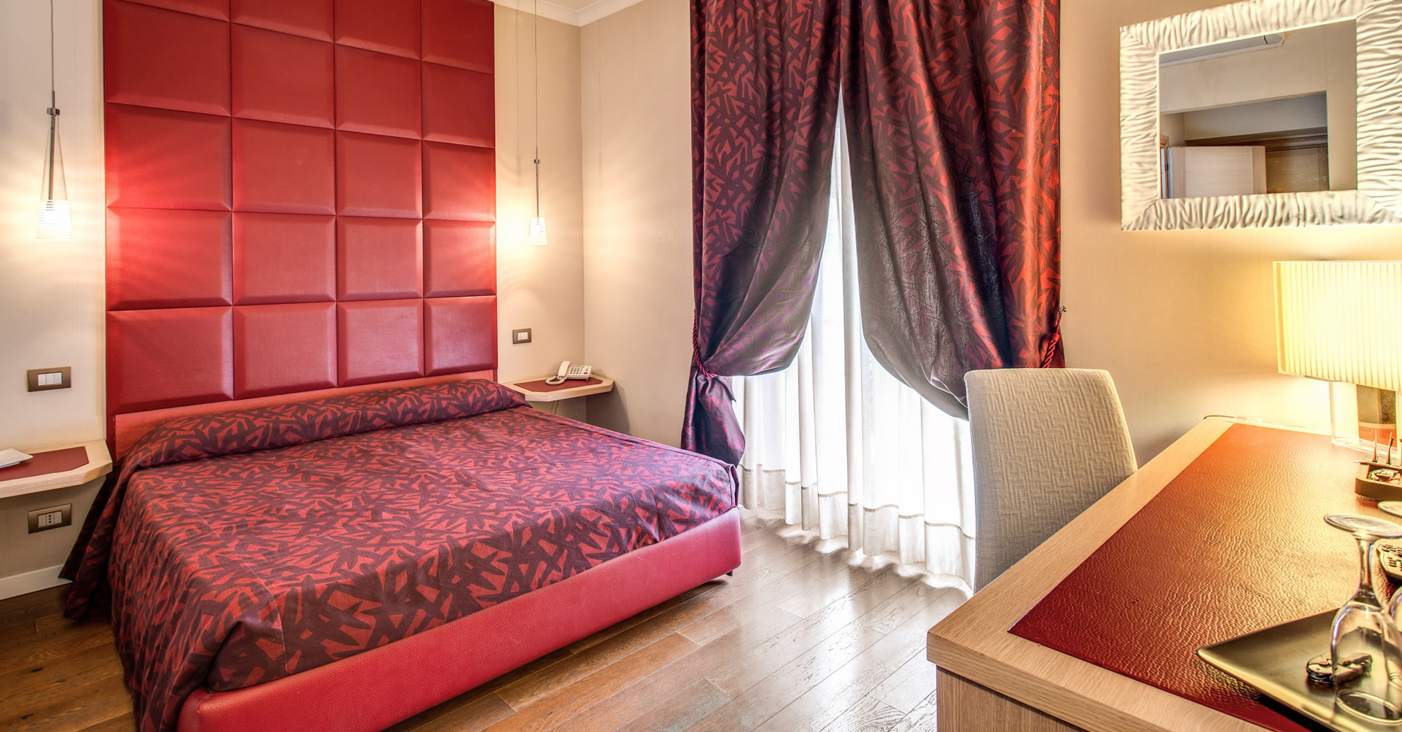 Boutique guesthouse roma official site four star city for Boutique design hotels